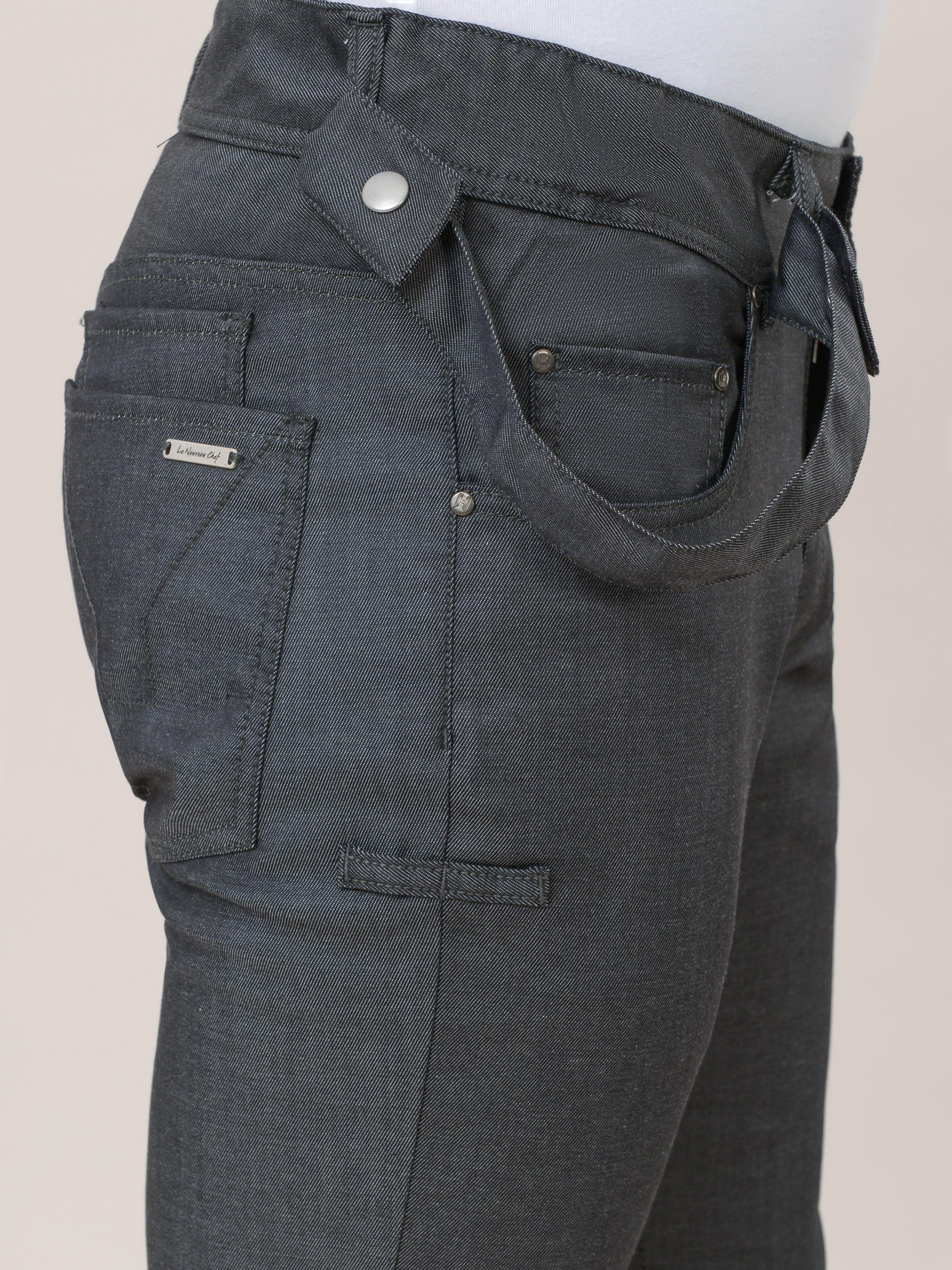 Pants Chicago Black Denim