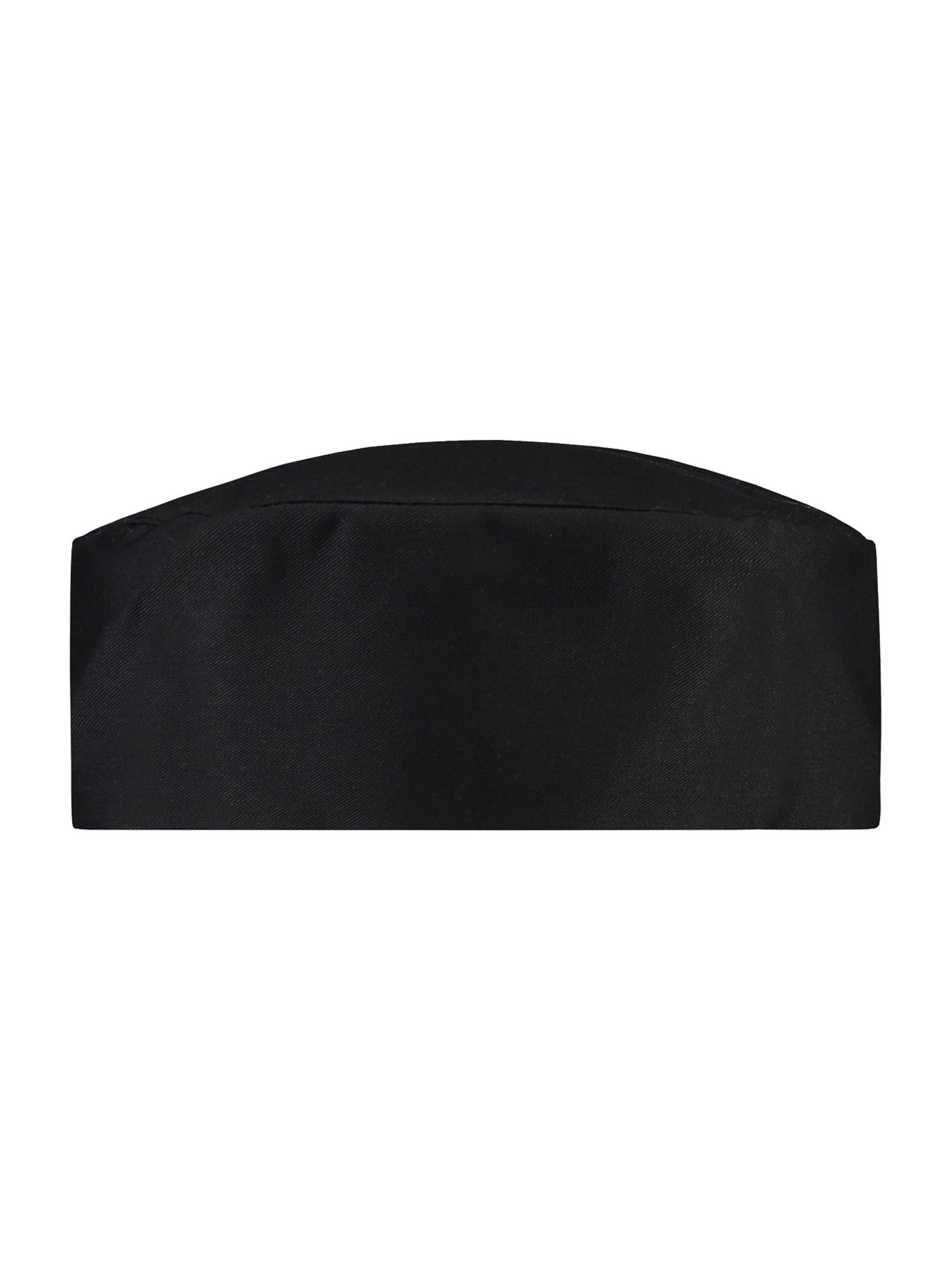 Chef Hat Fez Ladies Black