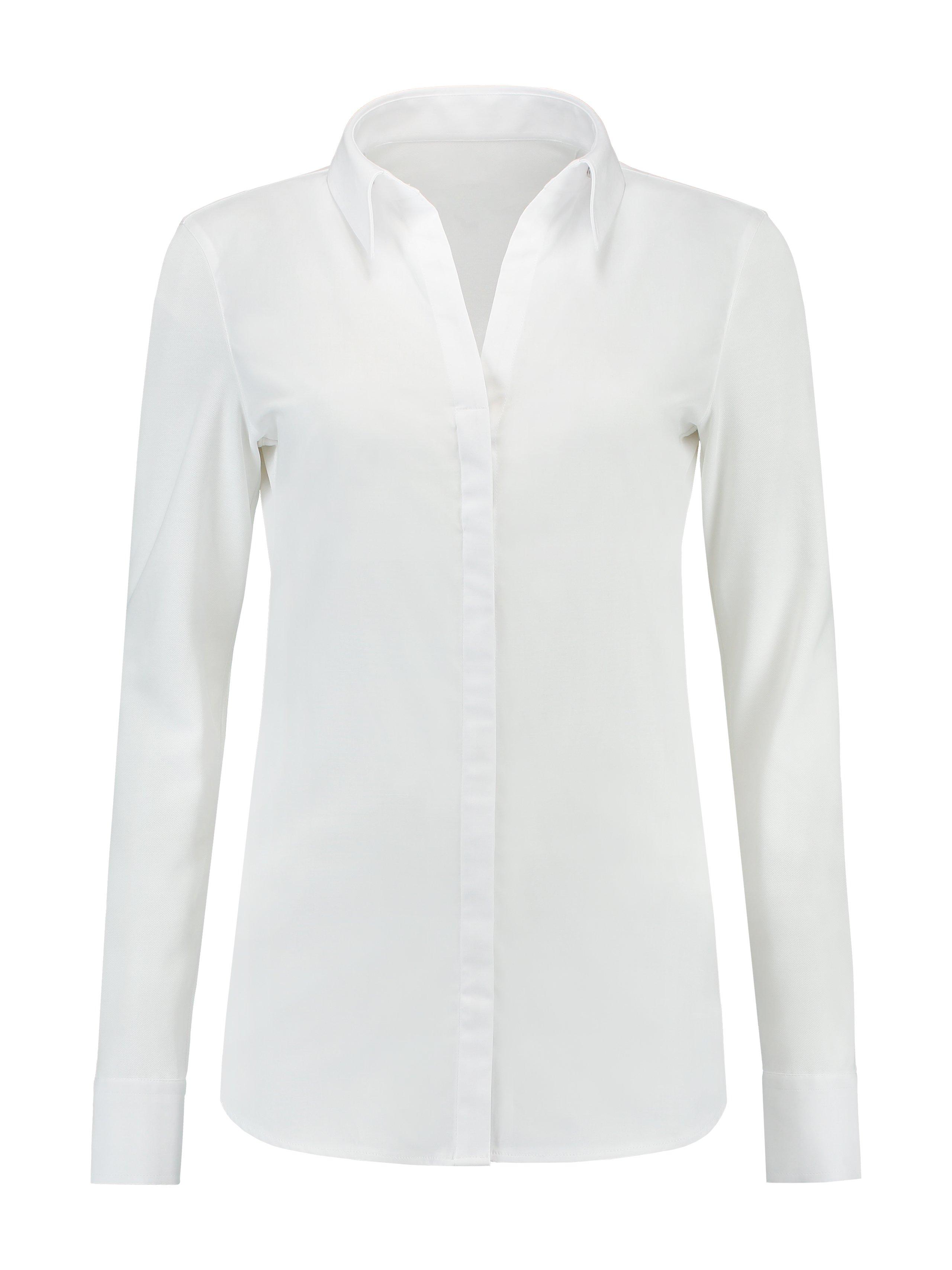 Service Shirt Lon White