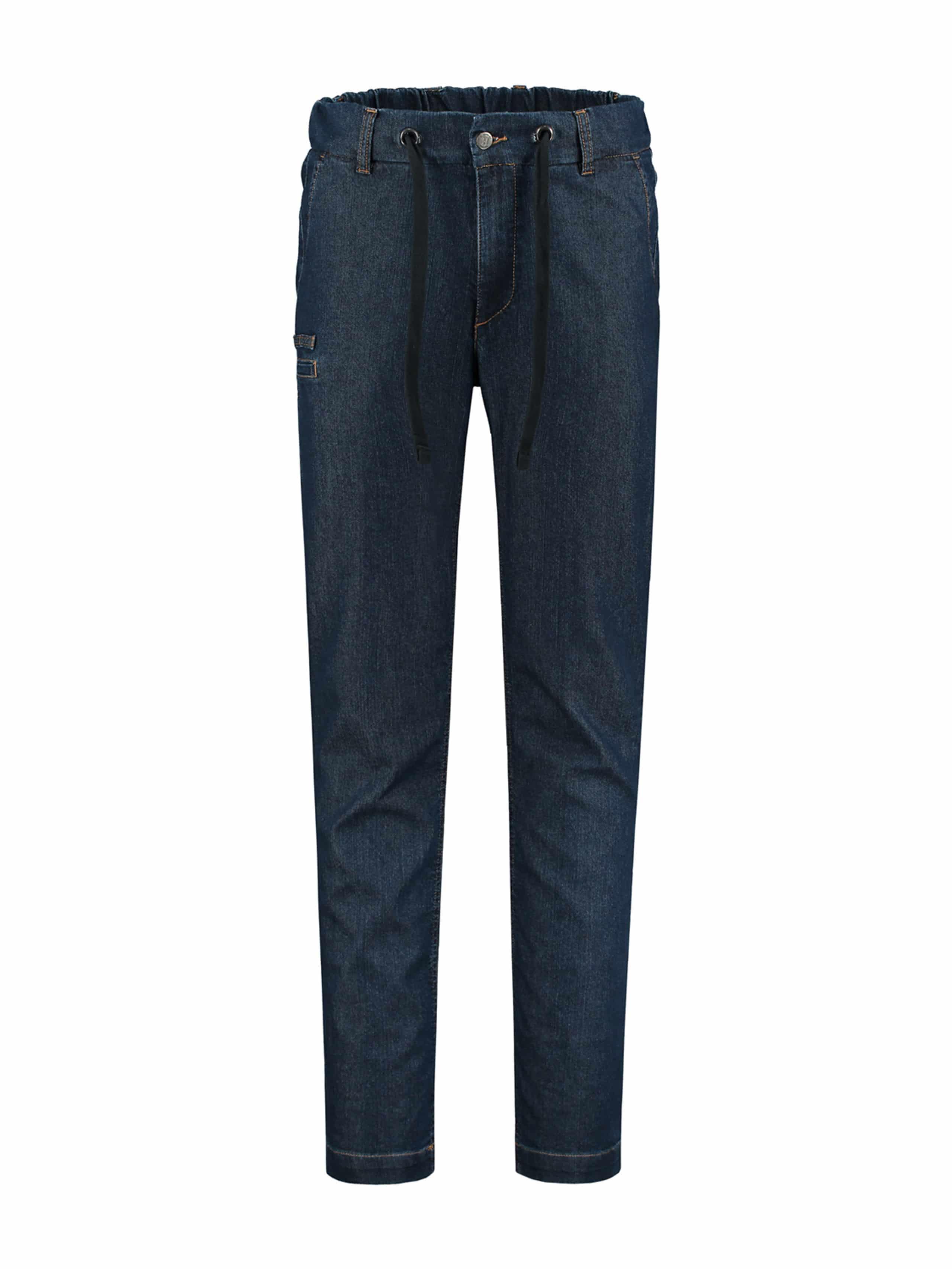 Pants Sydney Washed Blue Denim