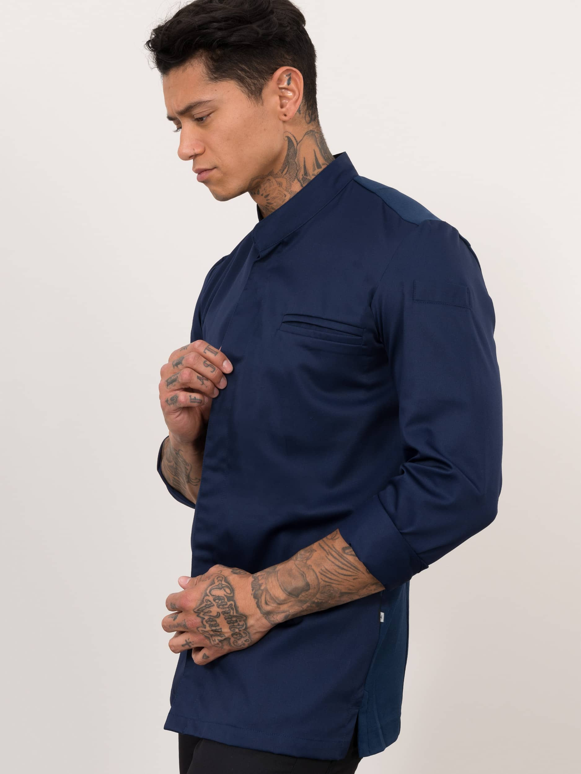 Chef Jacket Alain Patriot Blue