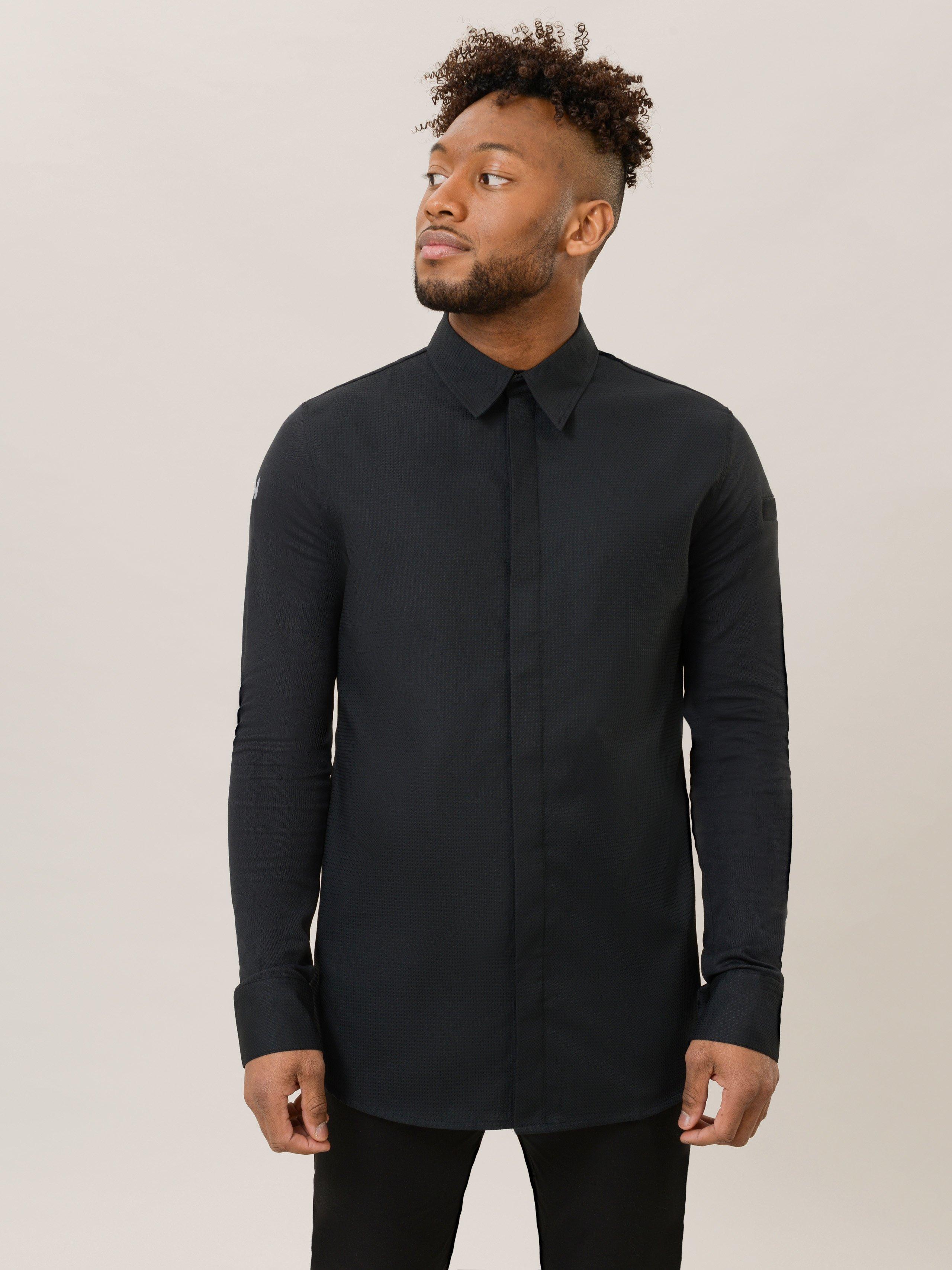 Chef Jacket Yves Black