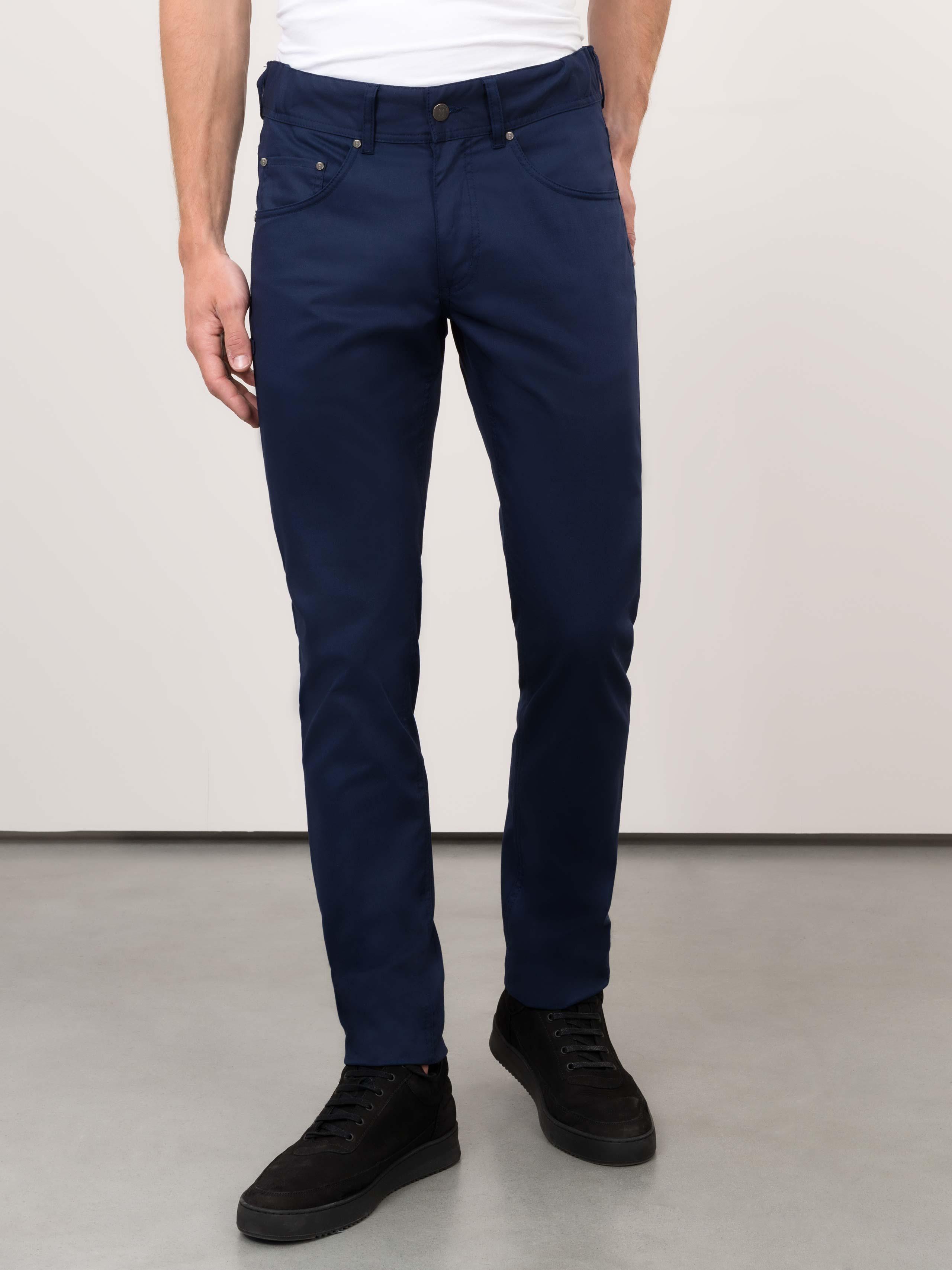 Pants Oregon Navy
