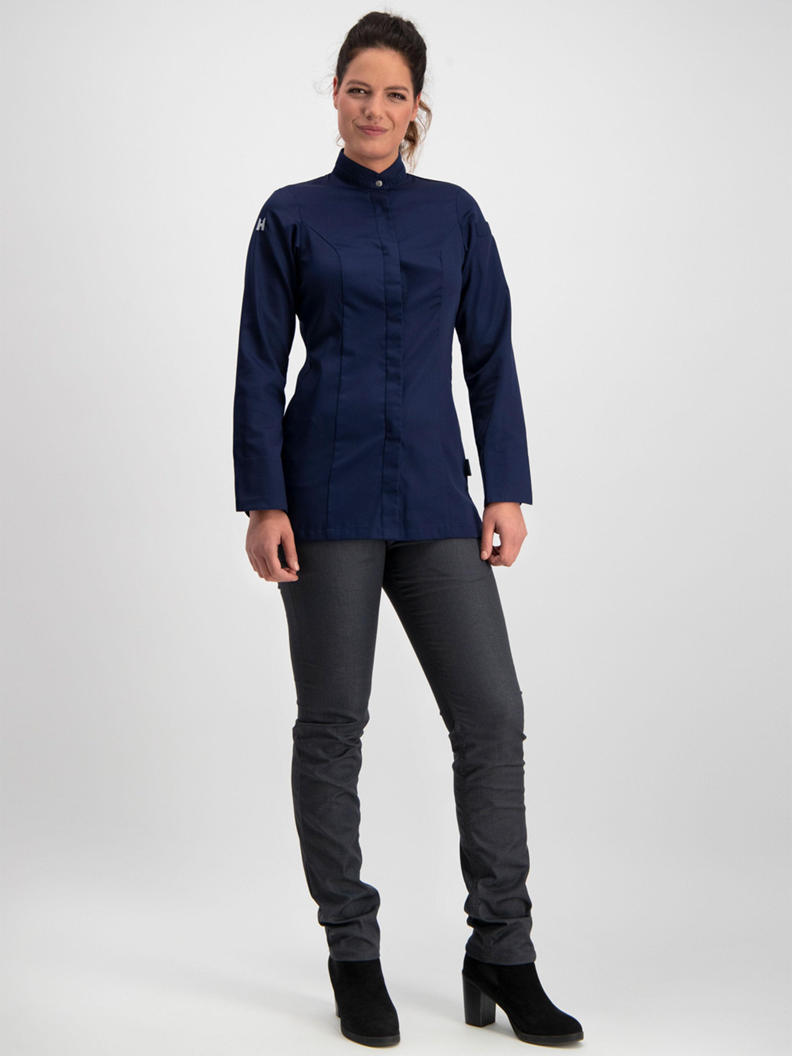 Chef Jacket Venus Patriot Blue