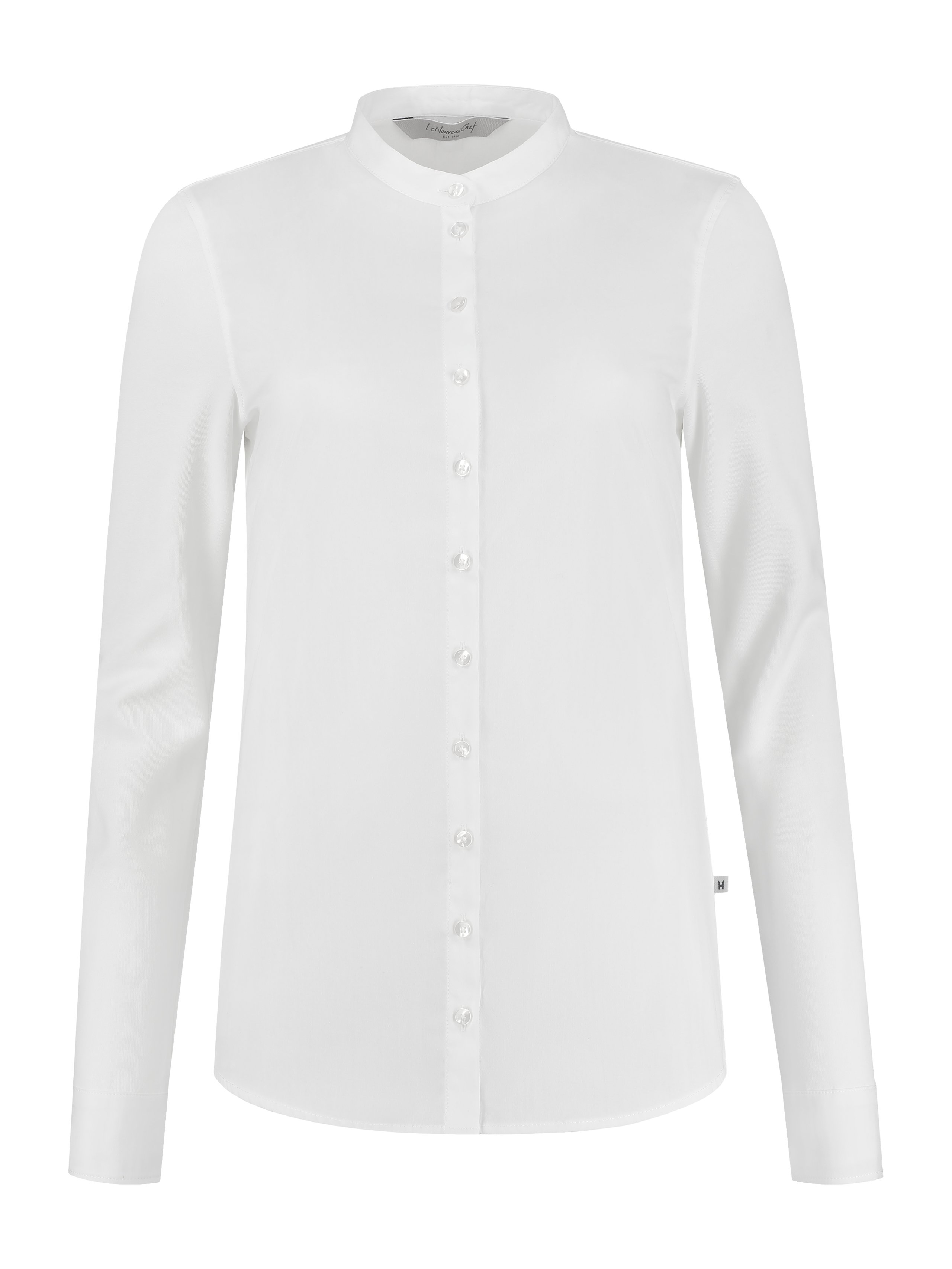 Service Shirt Romey White