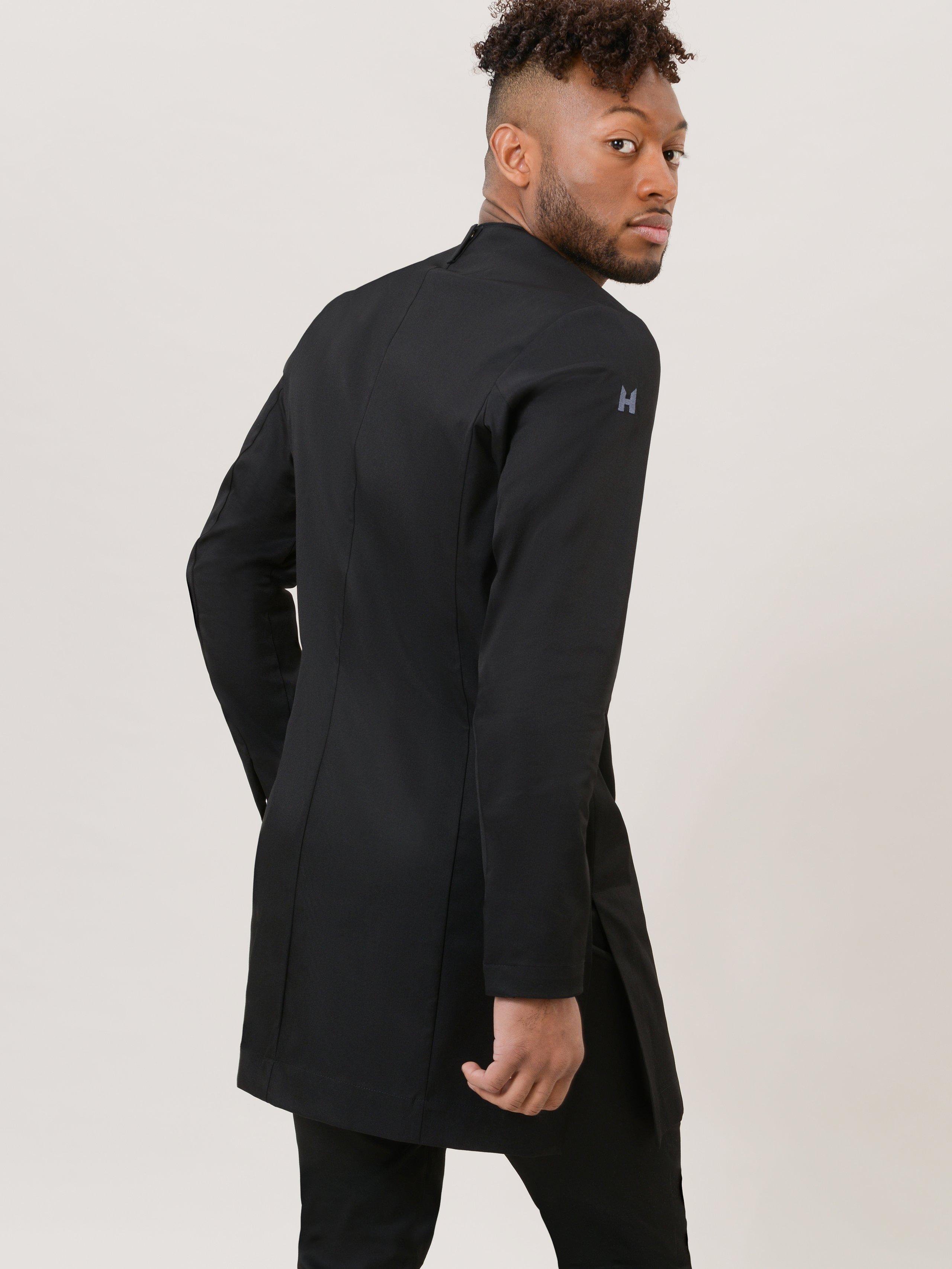 Chef Jacket Jasper Black