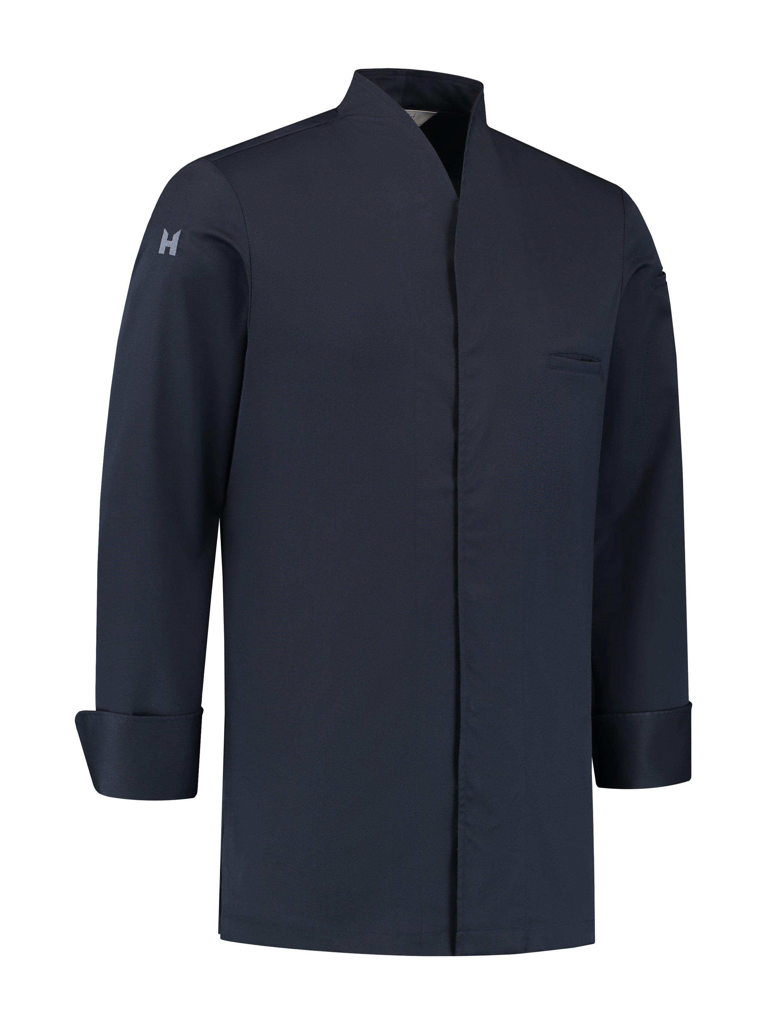 Chef Jacket Savio Deep Blue