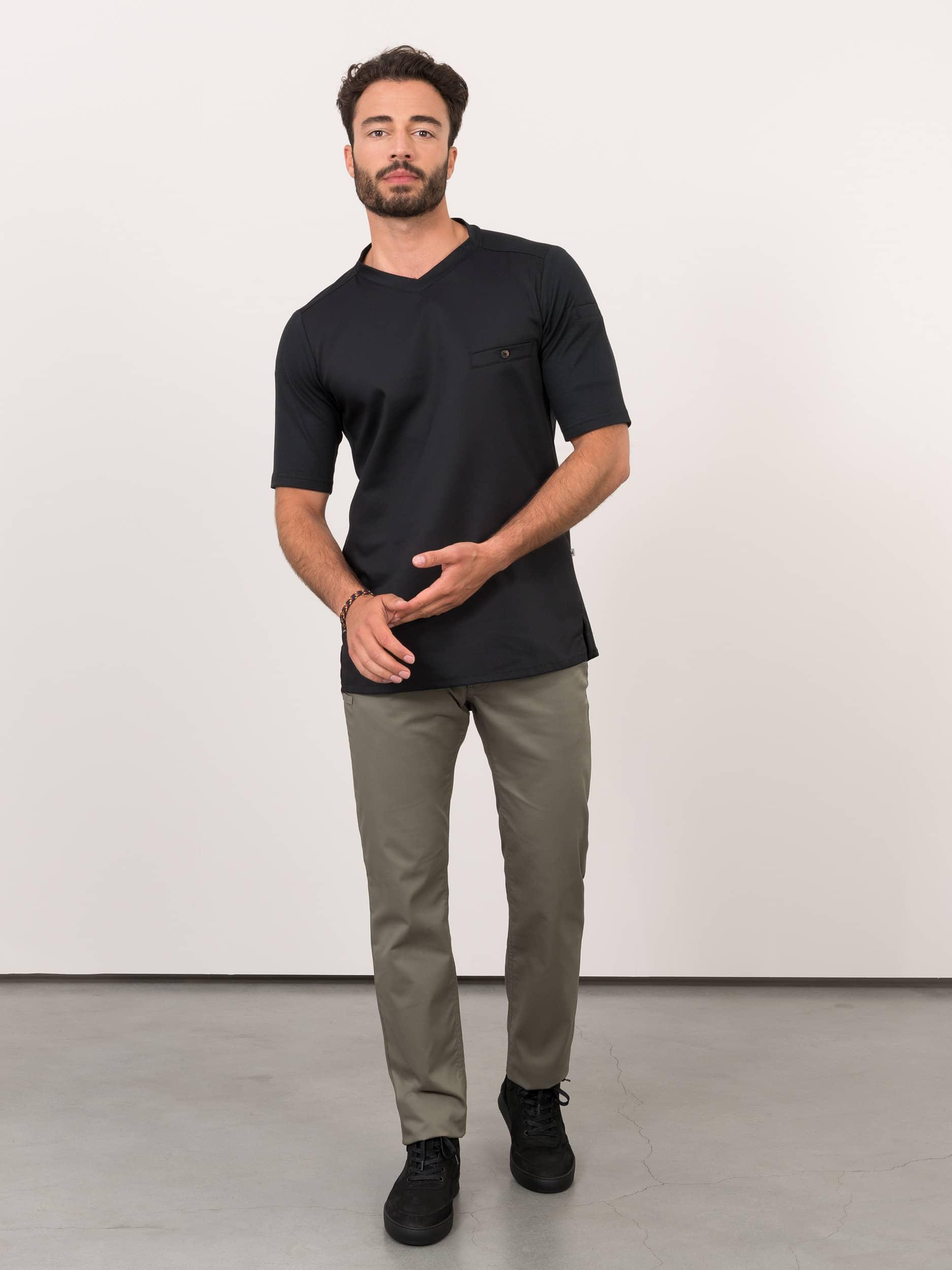 T-Shirt Ferre Black
