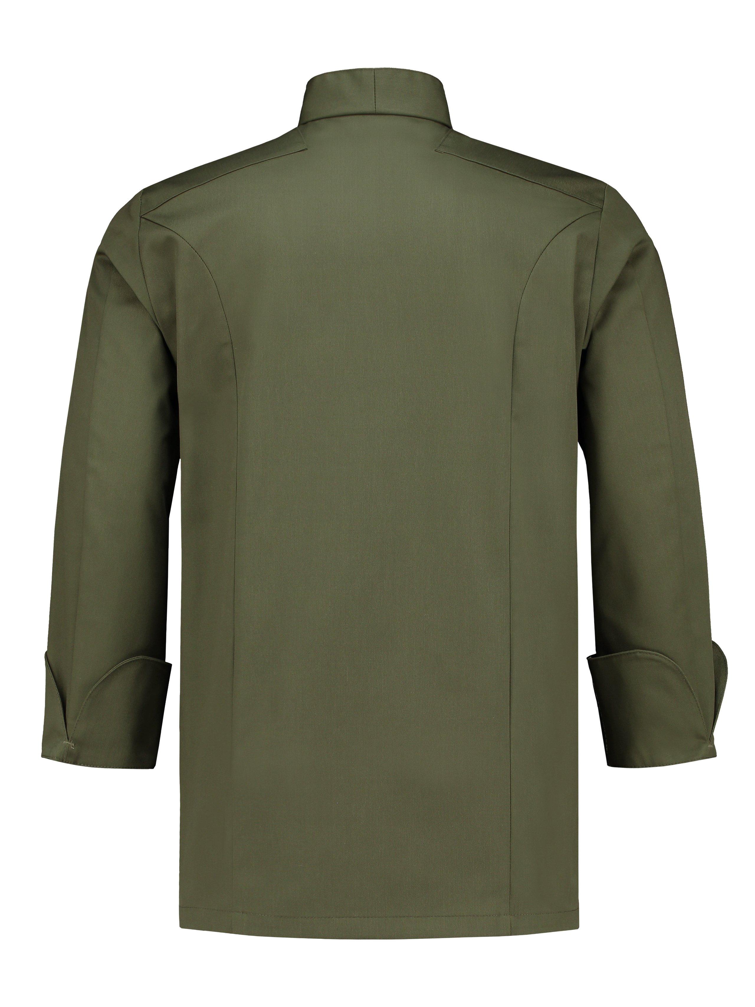 Chef Jacket Nero Olive Green