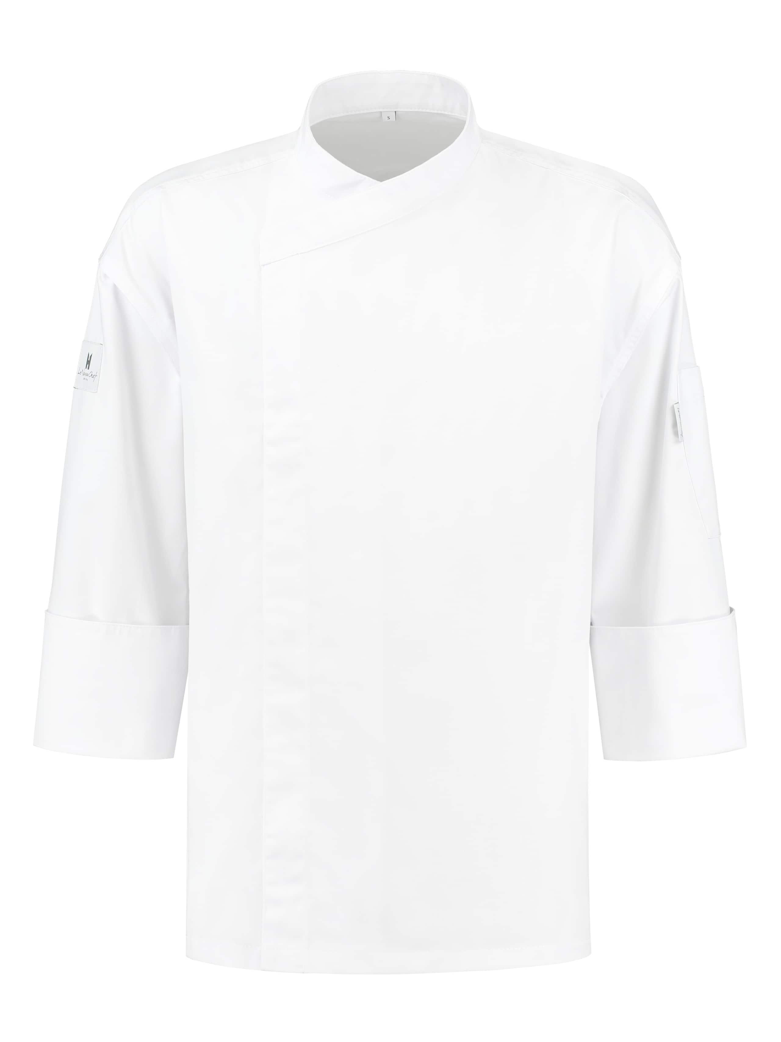 Chef Jacket Basix 2 White