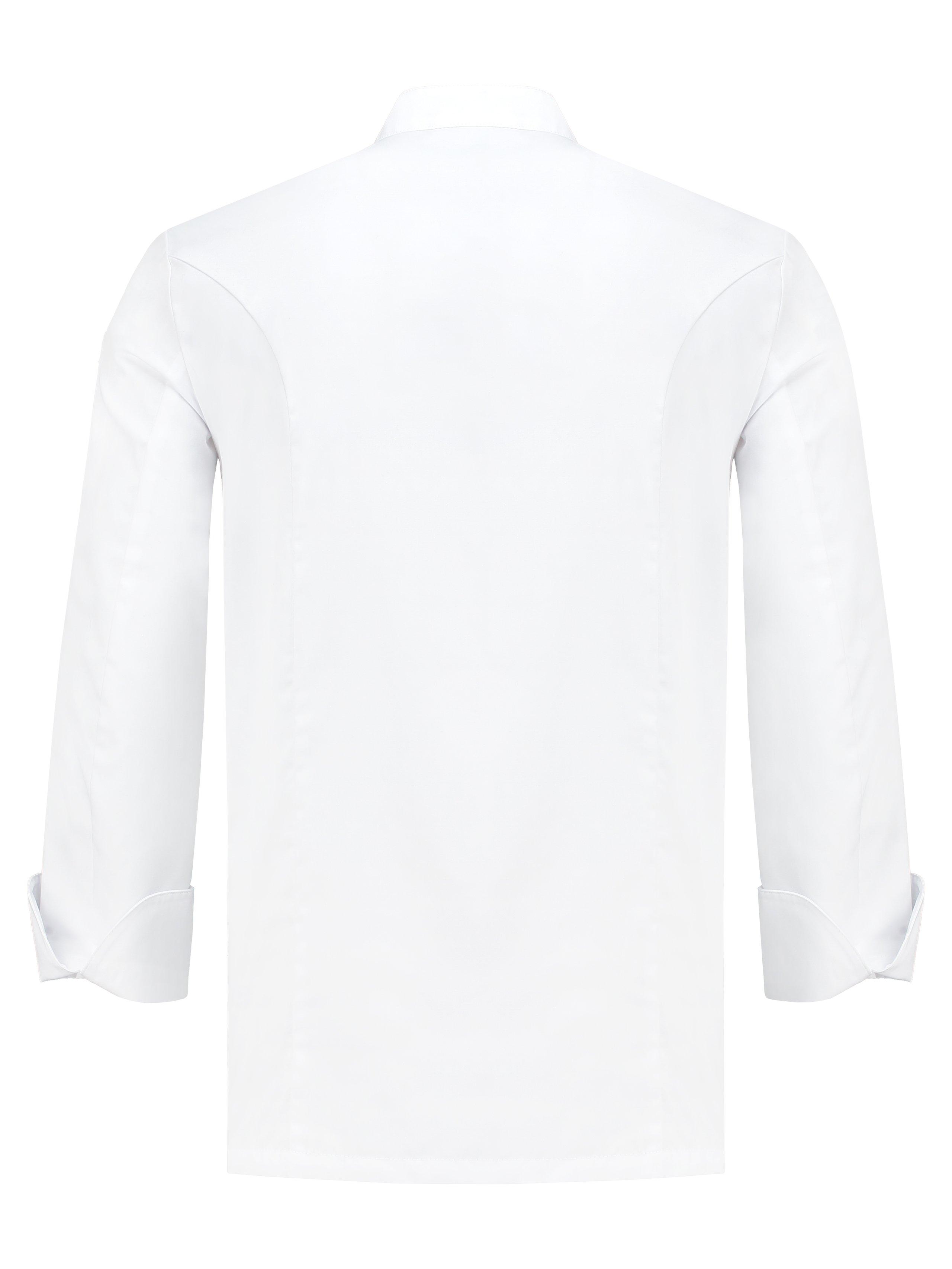 Chef Jacket Gusto White