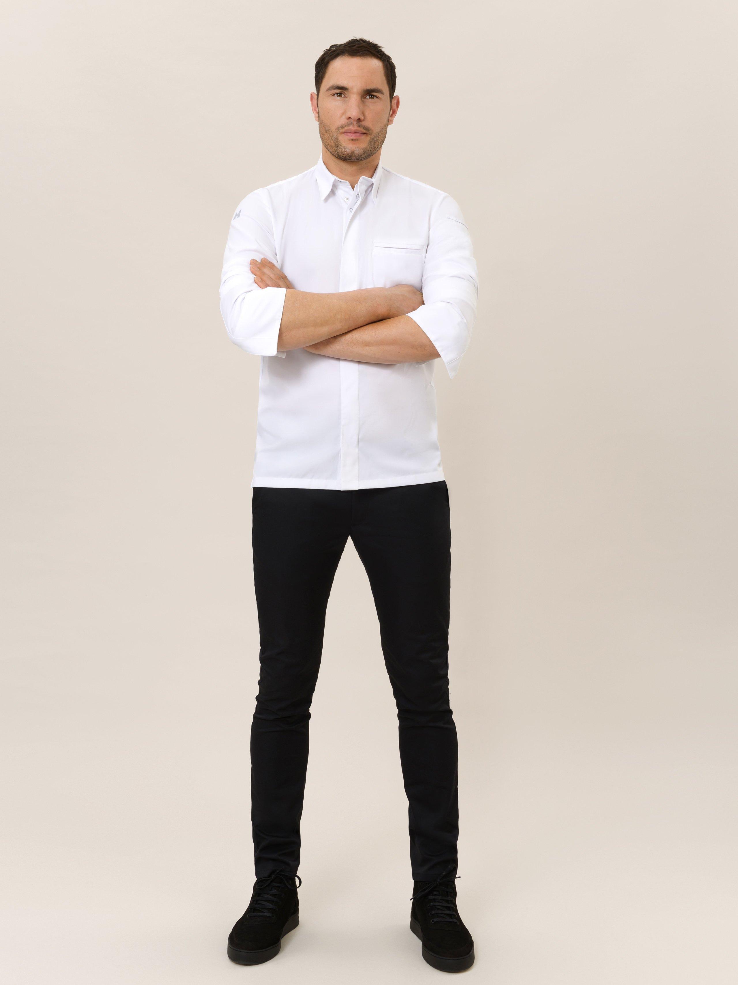 Chef Jacket Angelo White