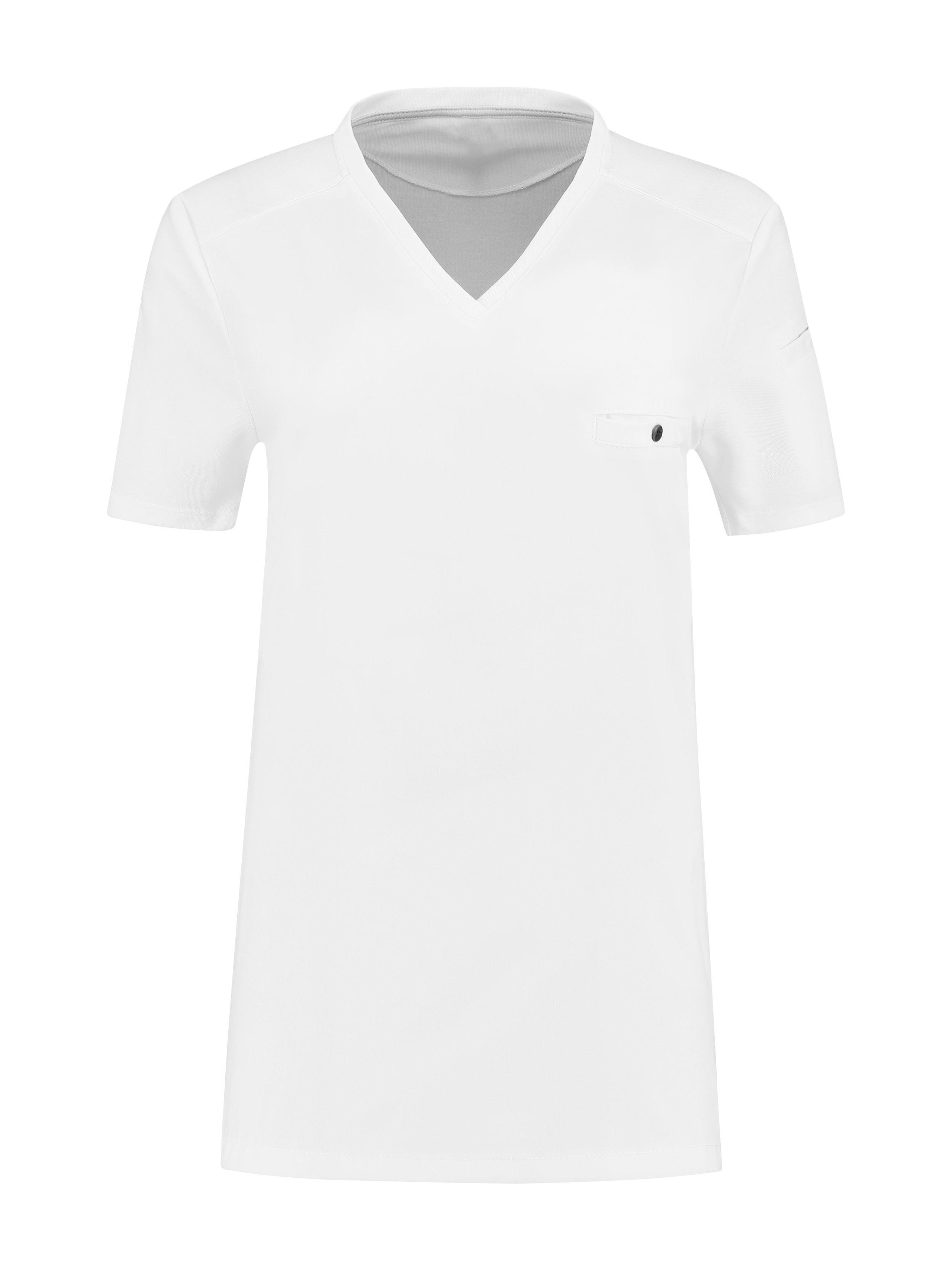 Chef Jacket Fae White