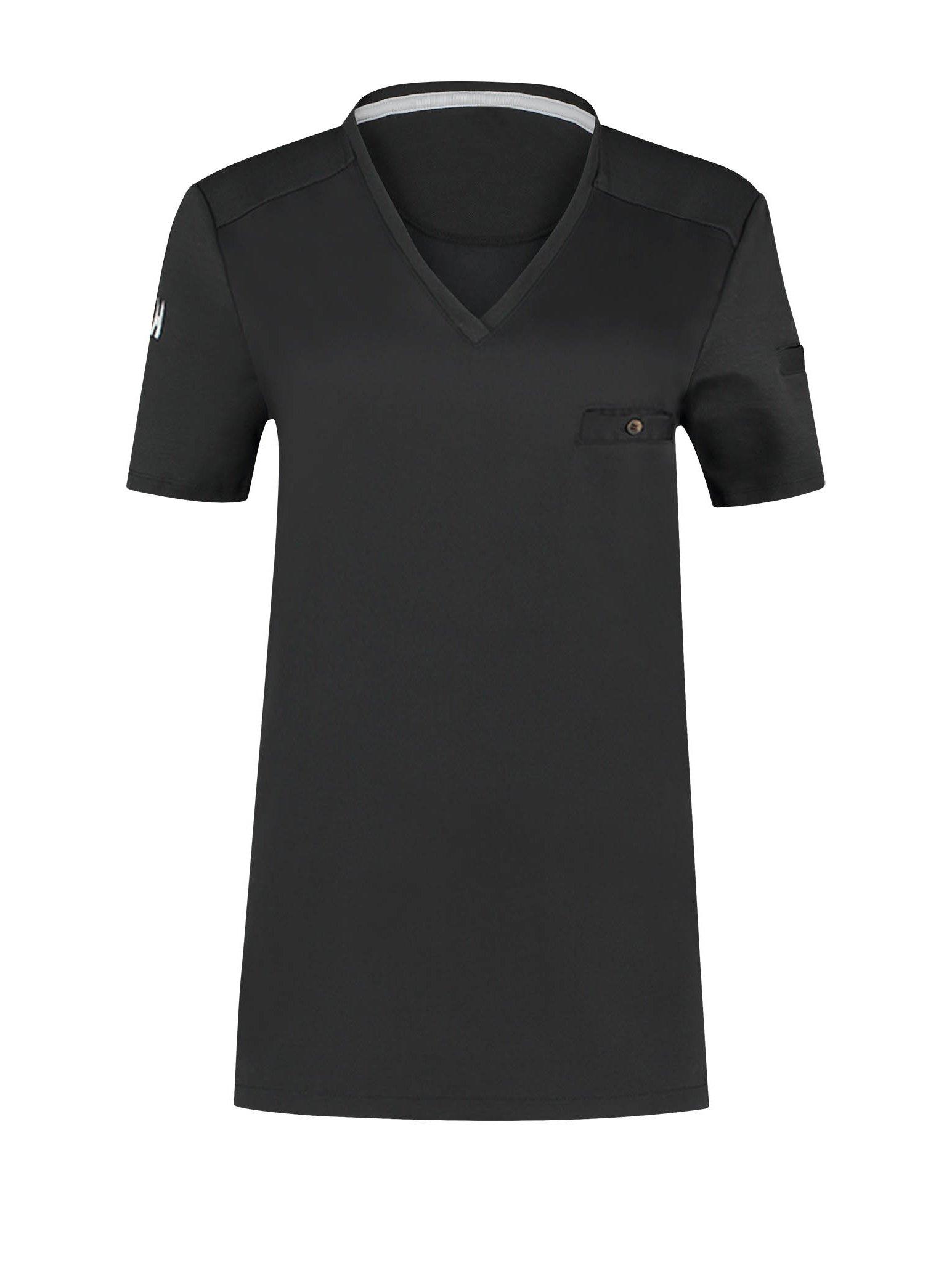 Chef Jacket Fae Black