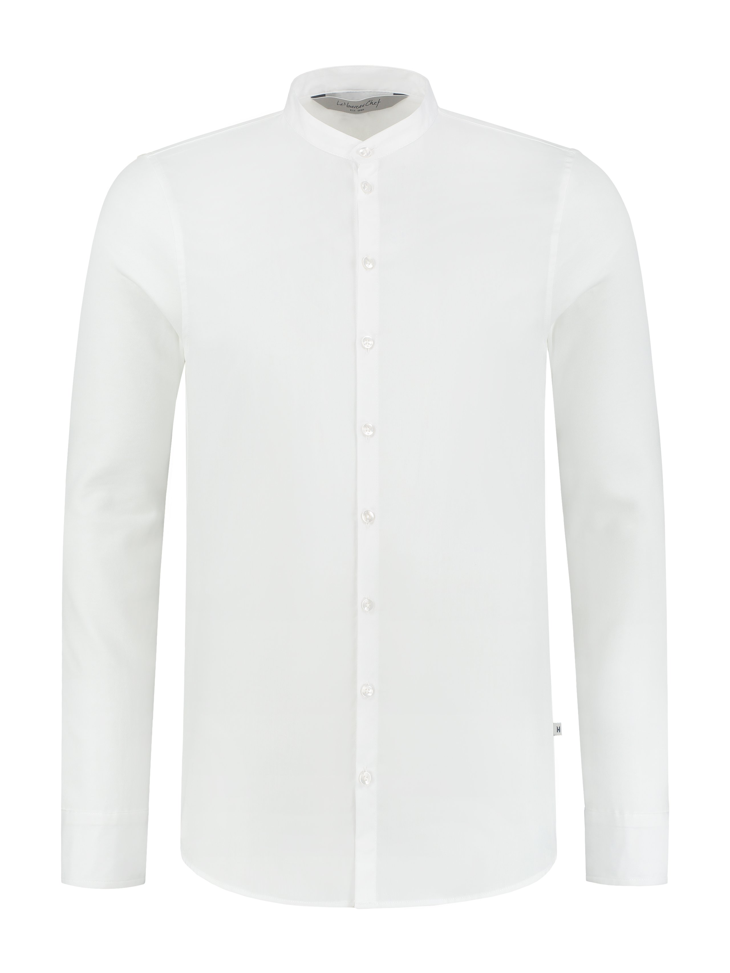 Service Shirt Lucas White