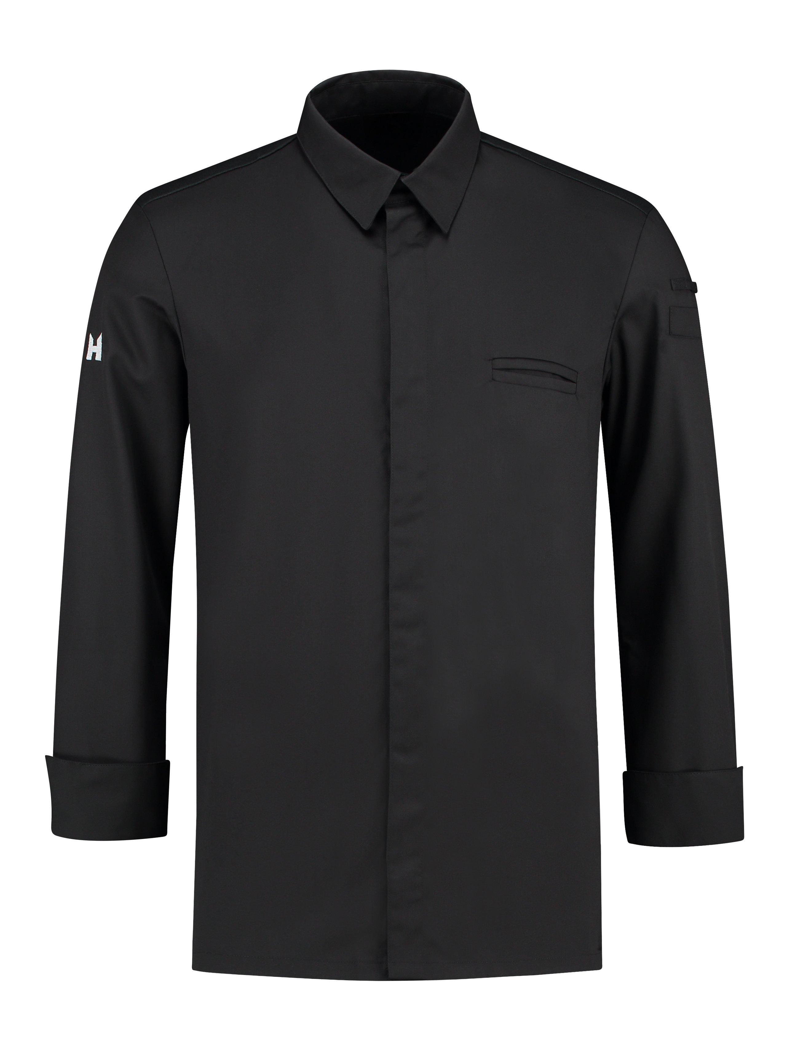 Chef Jacket Angelo Black