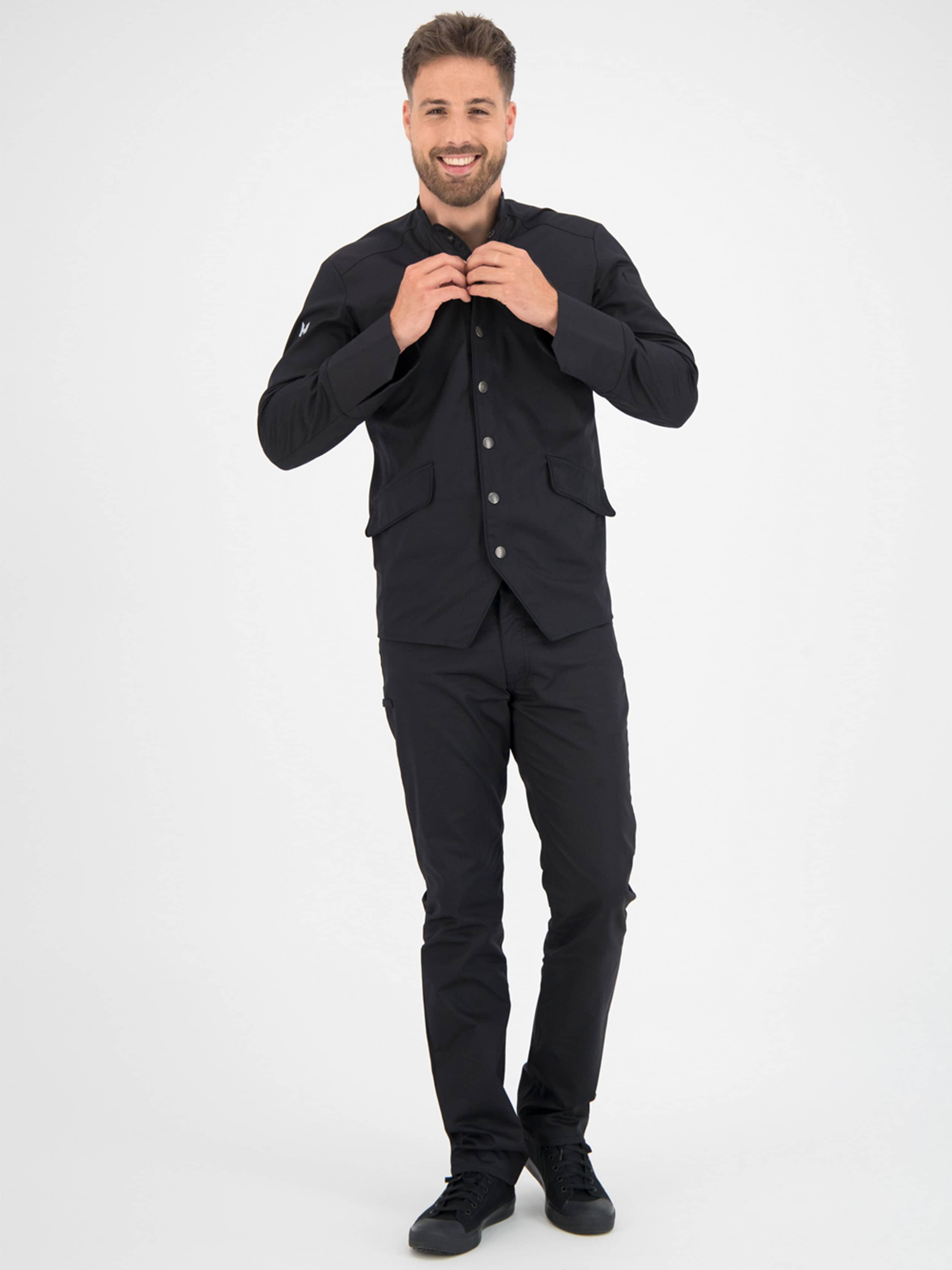 Chef Jacket Morgan Black