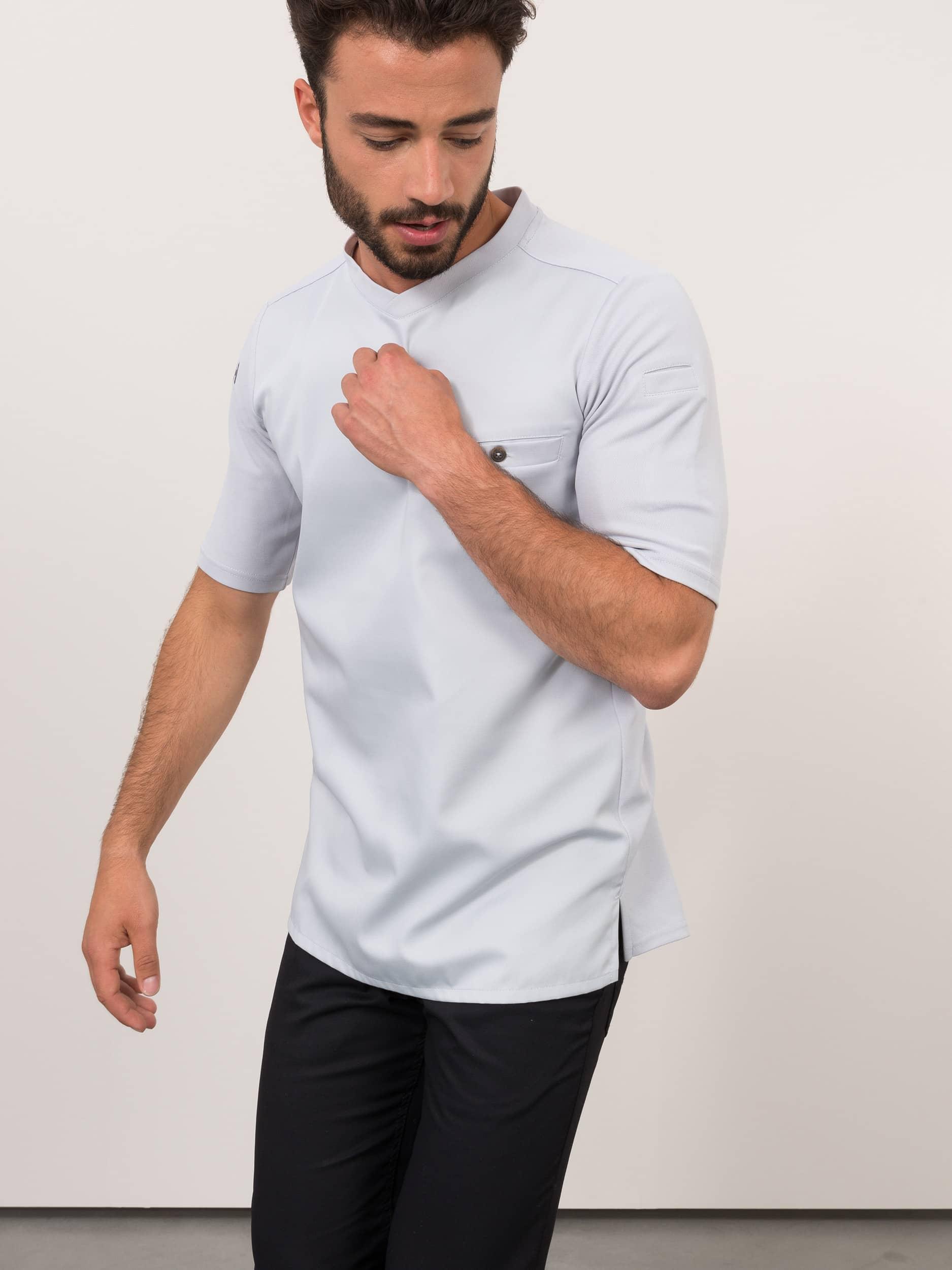 T-Shirt Ferre Pearl Grey