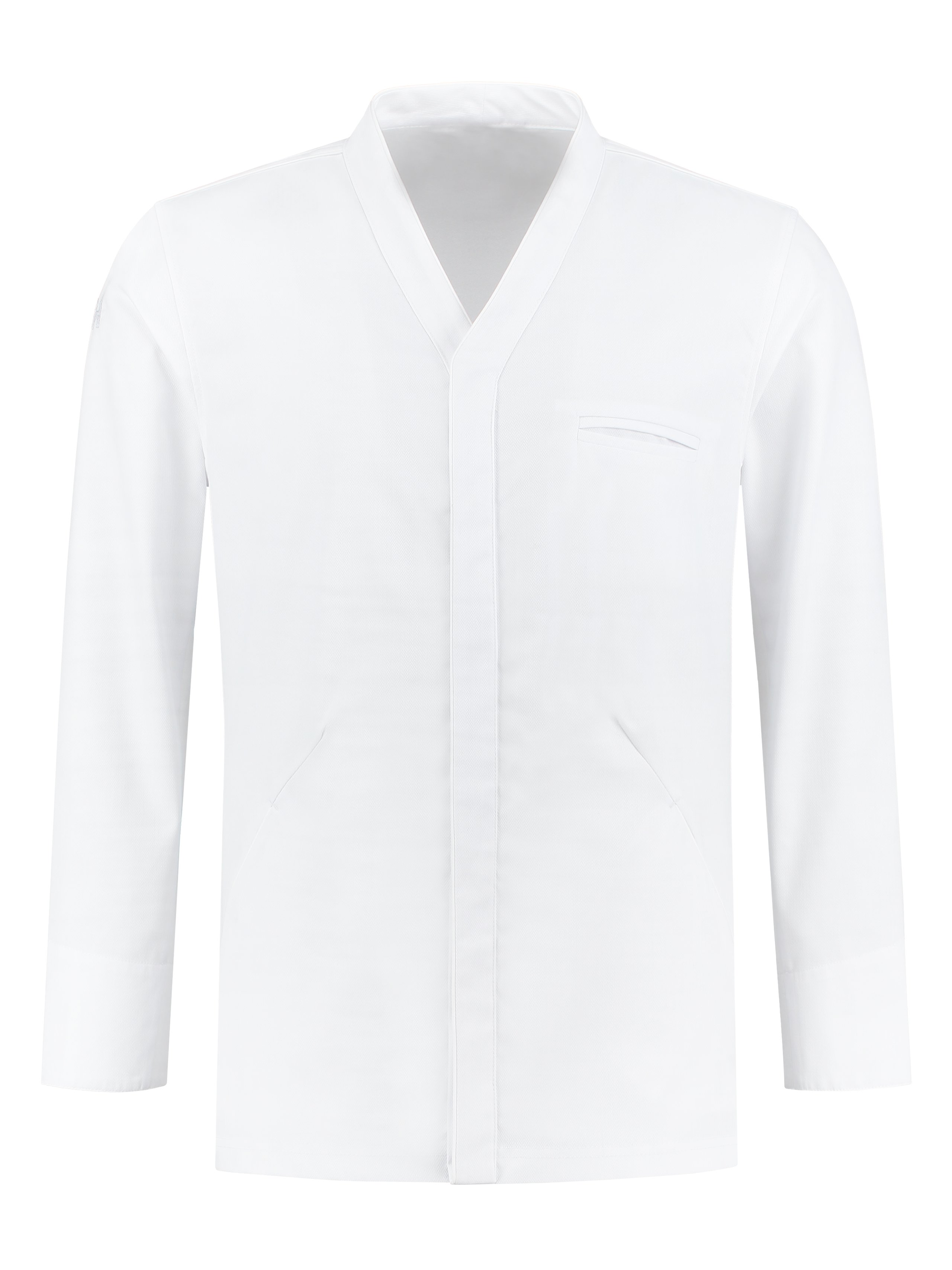 Chef Jacket Andreas White