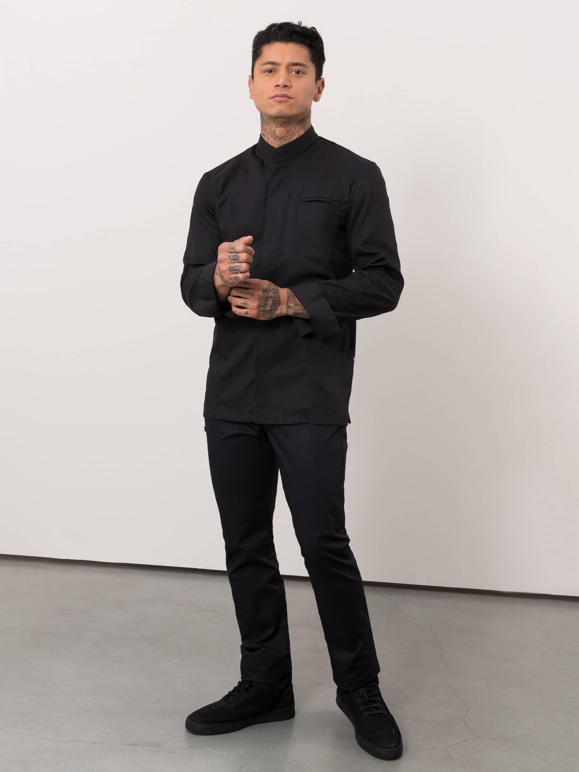 Chef Jacket Alain Black