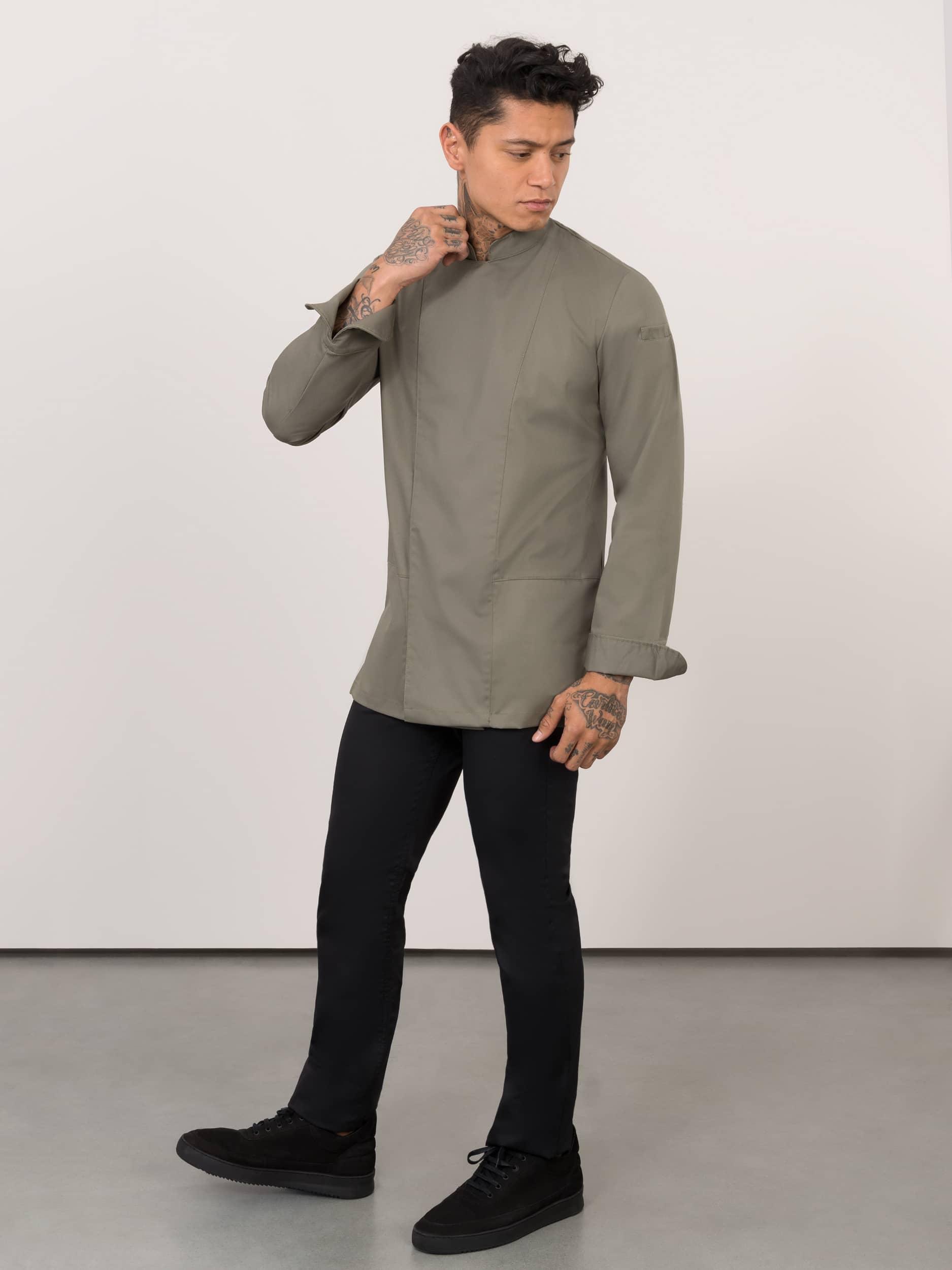 Chef Jacket Dave Olivette