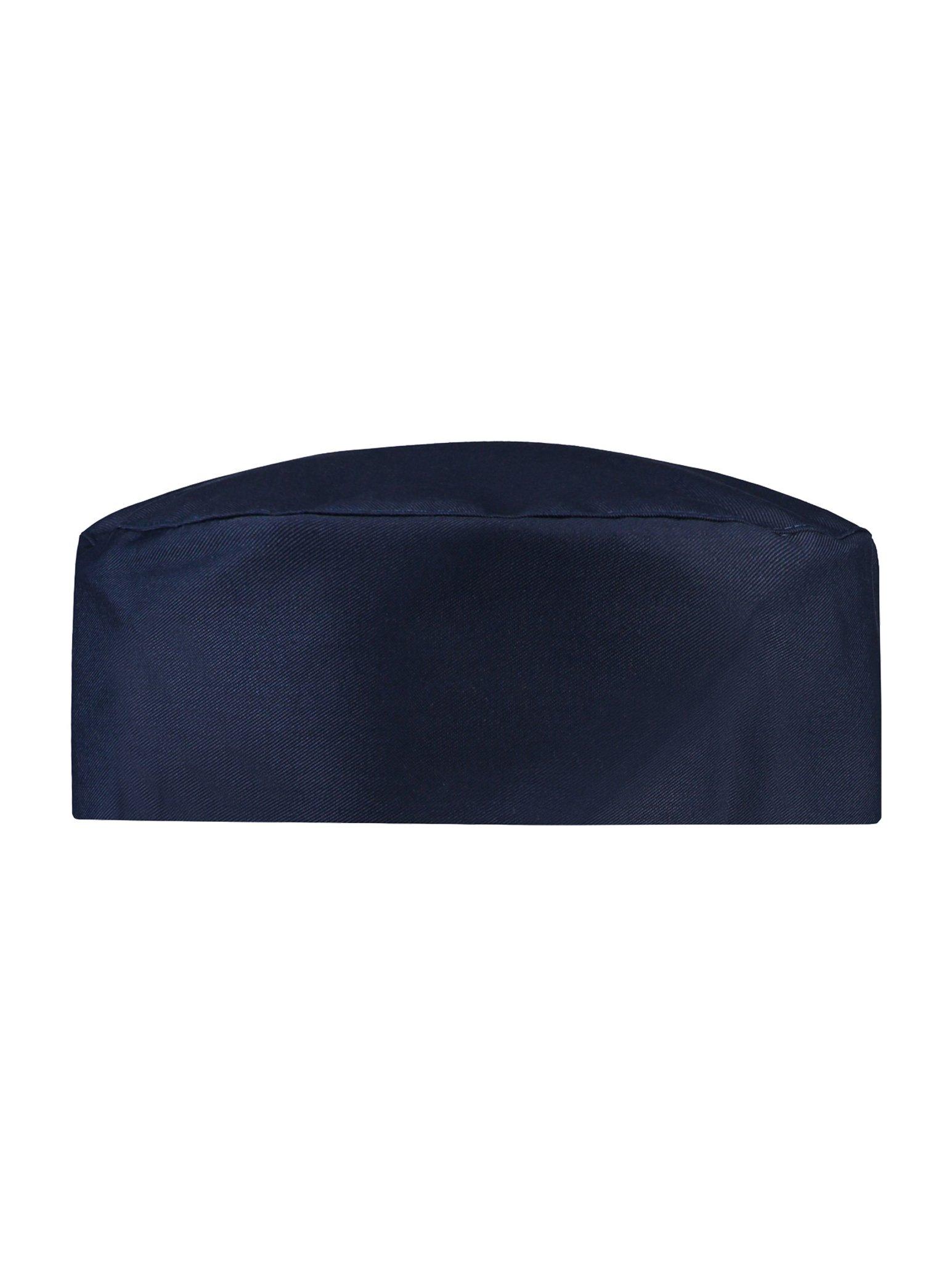 Chef Hat Fez Navy