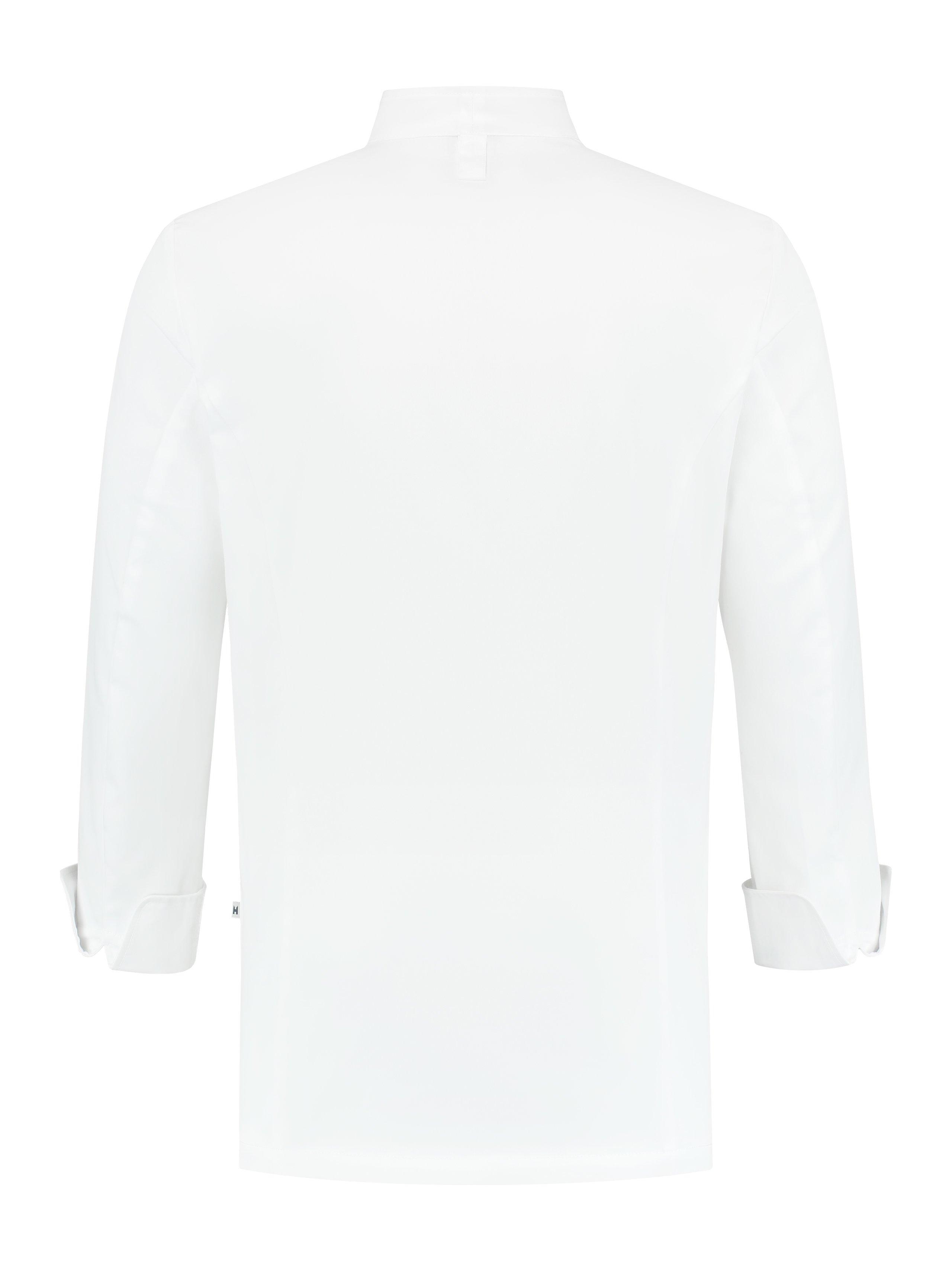 Chef Jacket Savio White