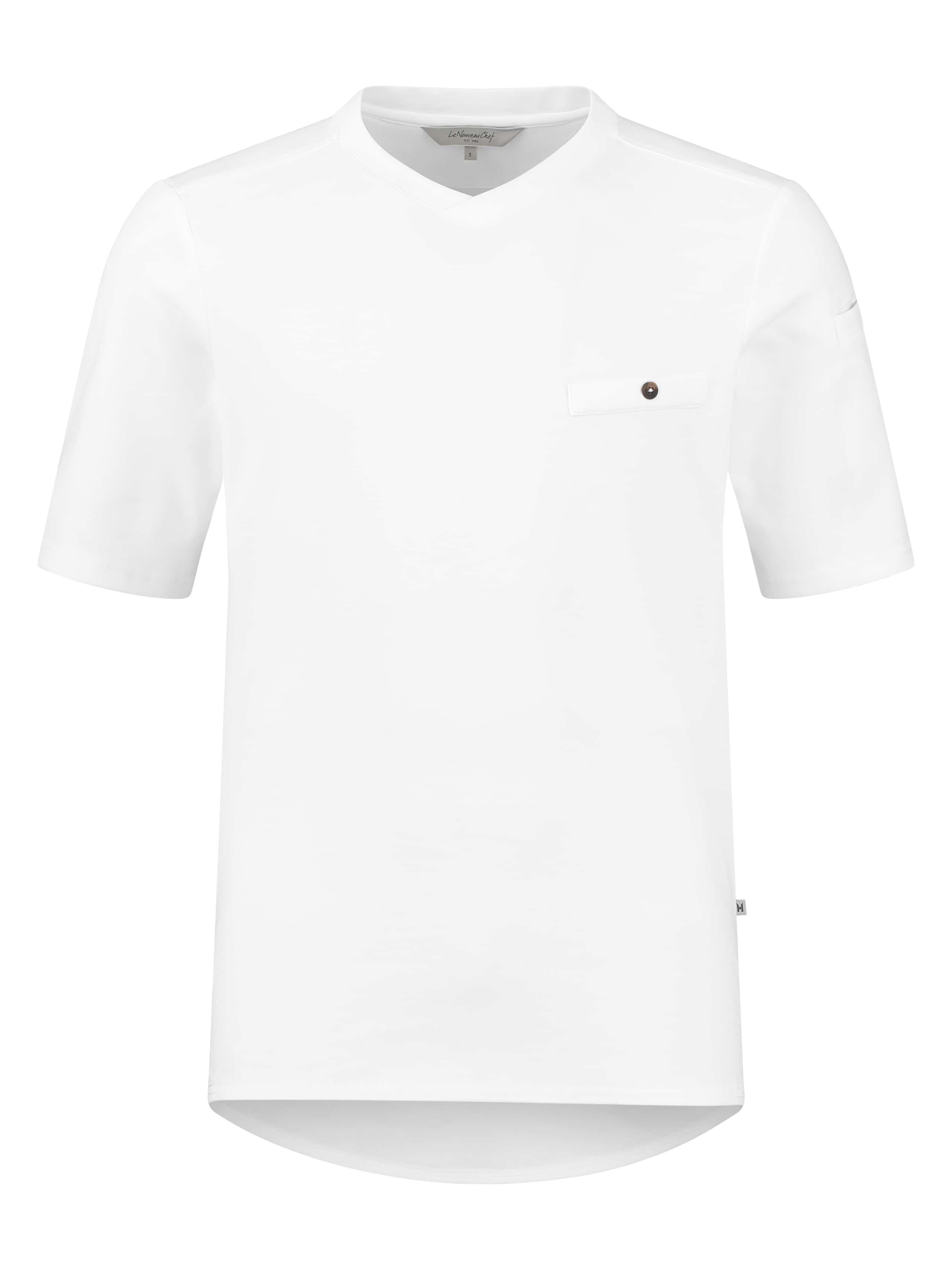 T-Shirt Fico White