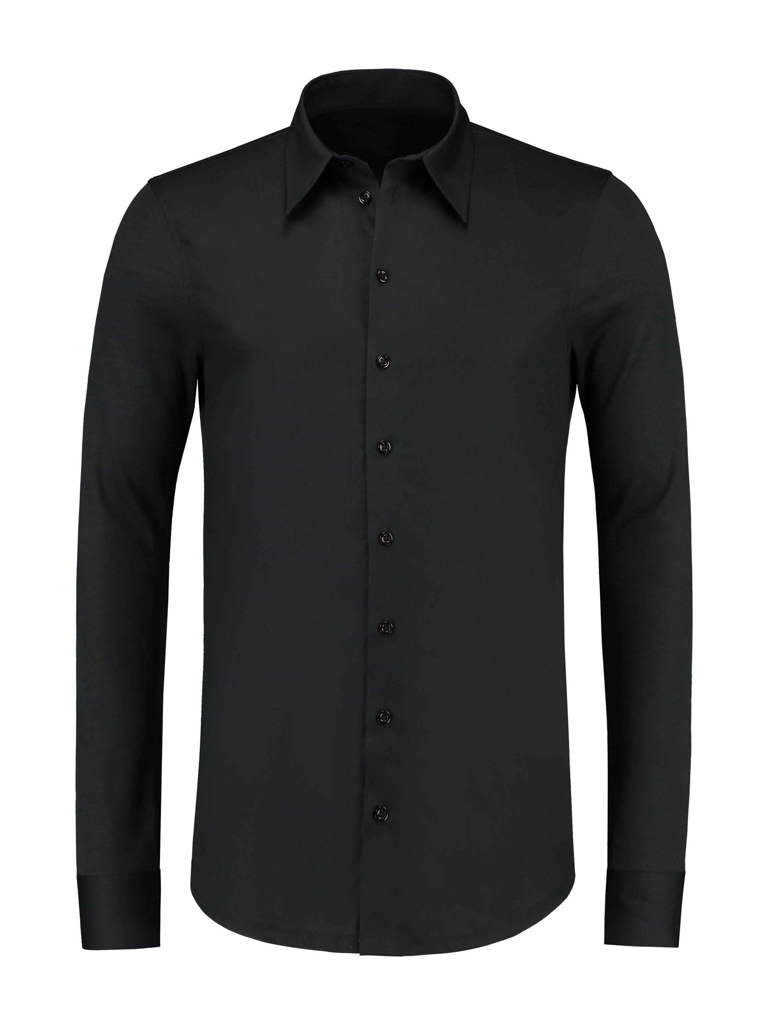 Service Shirt Jesse Black